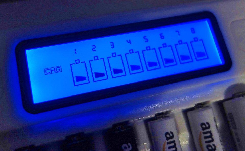 充電池専用充電器 TGX08
