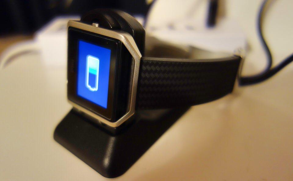 Fitbit Blaze 充電クレードル