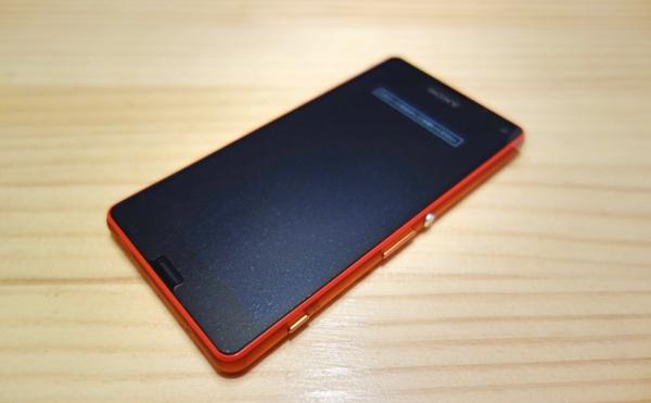 Xperia Z3 Compact SO-02G