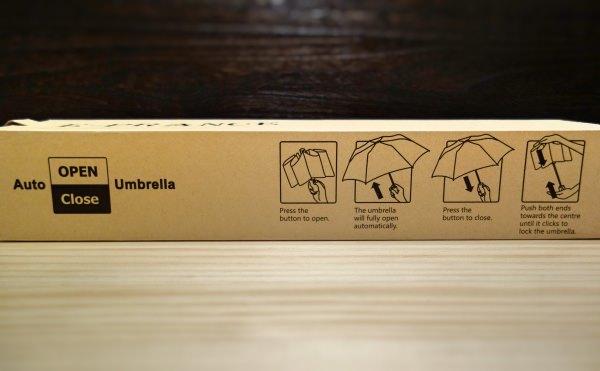 E-PRANCE 自動開閉折り畳み傘