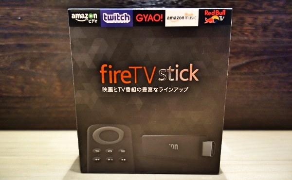 Amazon fireTV stick