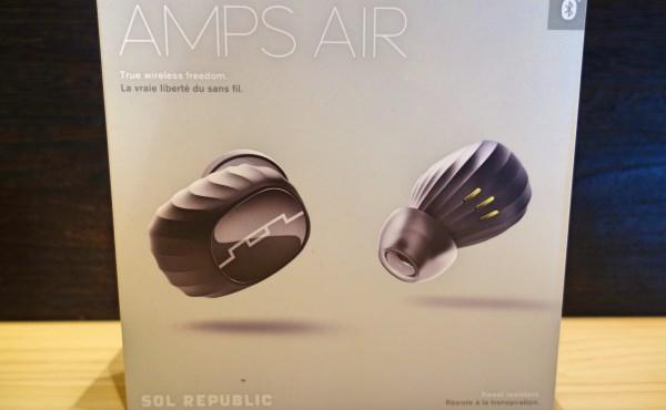 ワイヤレスイヤホン SOL Republic AMPS AIR