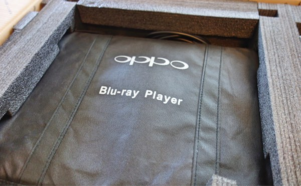 OPPO BDP-105D JAPAN LIMITED