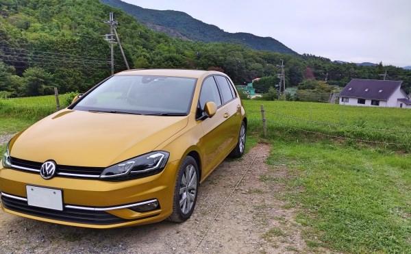 Volkswagen New Golf