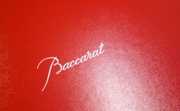 Baccarat バカラ ワイングラス
