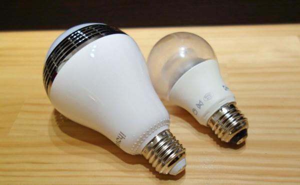 iHOVEN ワイヤレススピーカー内蔵LED電球