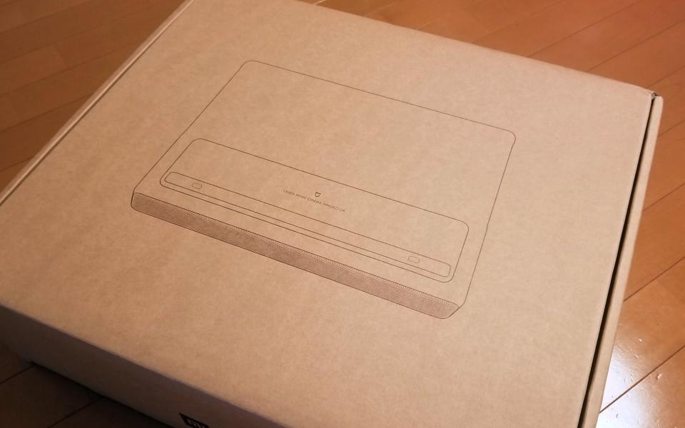 Xiaomi Mijia 4Kレーザープロジェクター