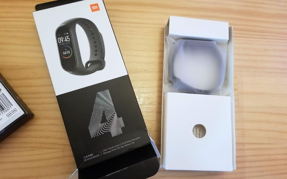 Xiaomi Mi Band4